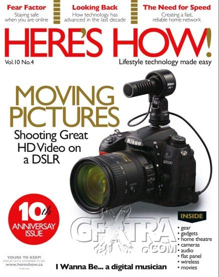 Here\'s How! - October 2011