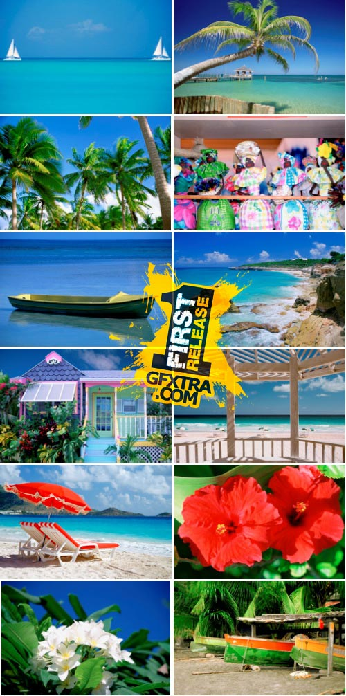 Medio Images WT34 Discover Caribbean Colors