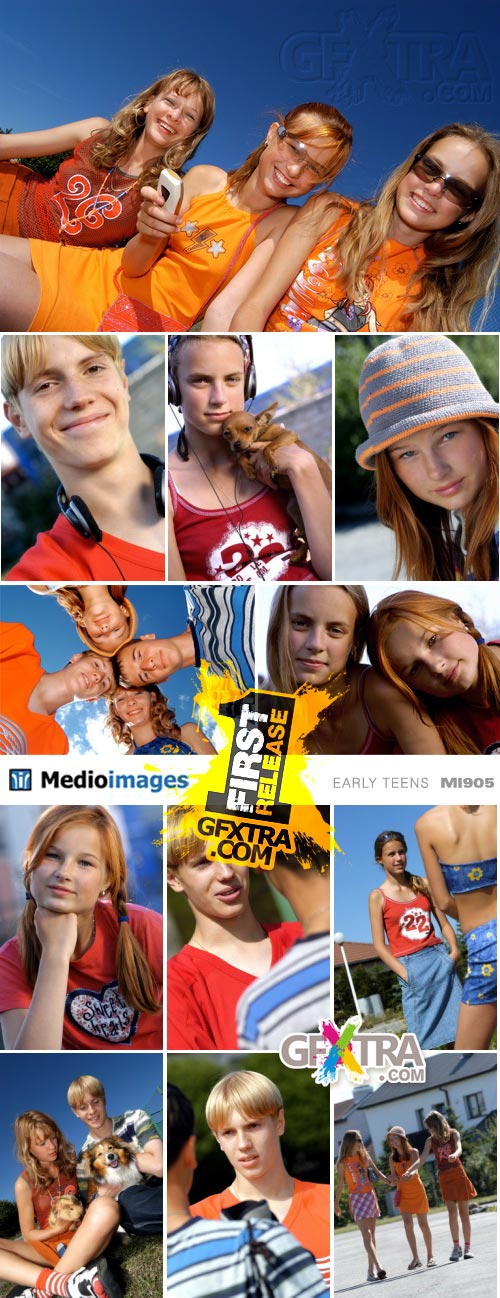 Medio Images MI905 Early Teens