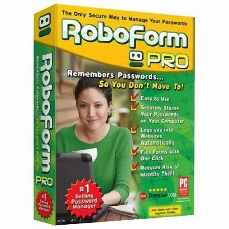AI RoboForm Enterprise v7.6.1 Final