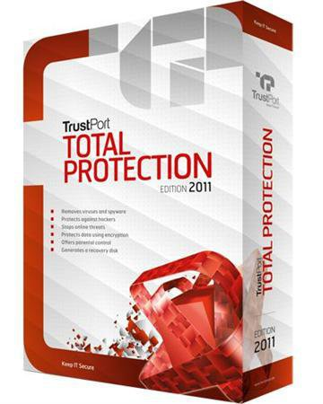 TrustPort Total Protection 2012 12.0.0.4837 Final