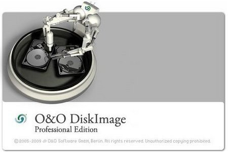 O&O DiskImage Professional 6.0.422 Portable