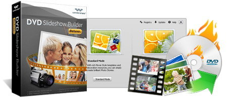 Wondershare DVD Slideshow Builder Deluxe 6.1.5.49 Portable