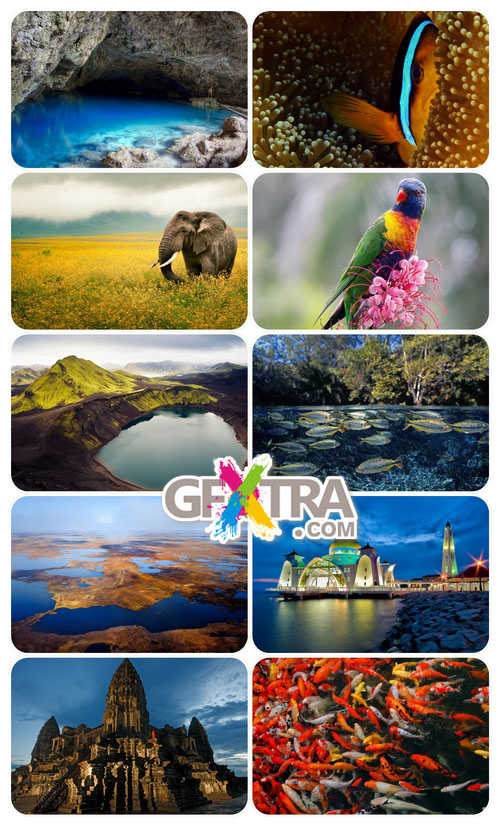 National Geographic Wallpaper Pack4