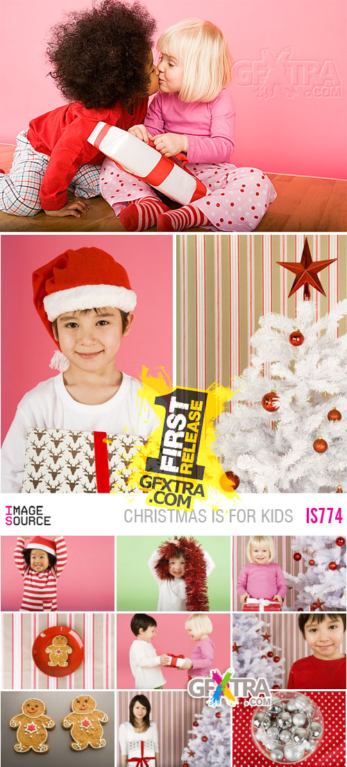 Image Source IS774 Christmas is for Kids