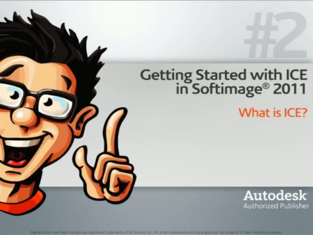 Getting Started with ICE in Softimage 2011 - DigitalTutors