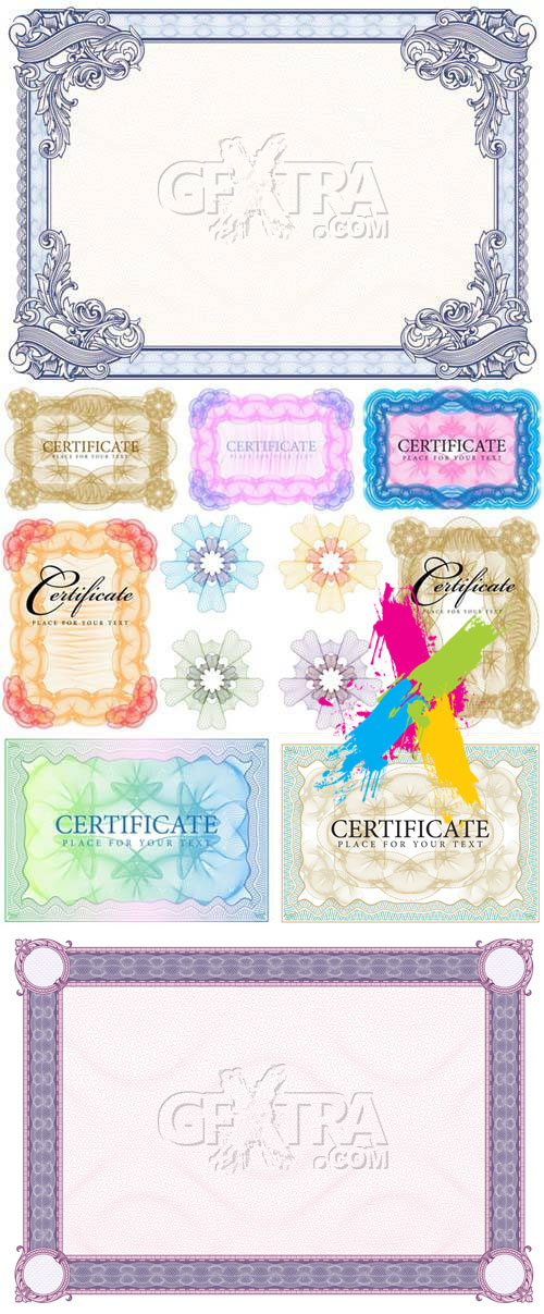 Certificates 10xEPS