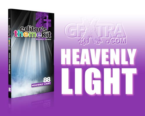 Digital Juice Editors Themekit 88 - Heavenly Light Part 2 (1 dvd)