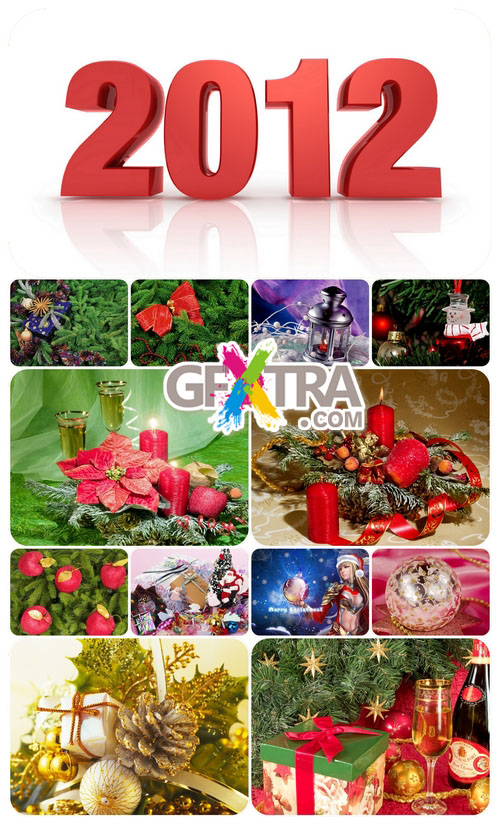 New Year 2012 Wallpaper Pack - Gfxtra