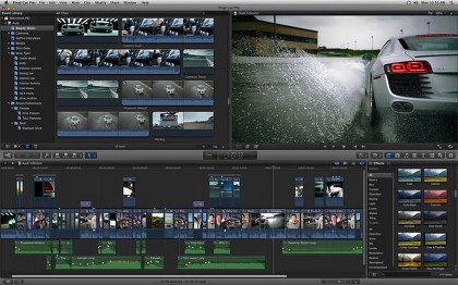 Apple Final Cut Pro X 10.0.1 Mac OSX - 2011