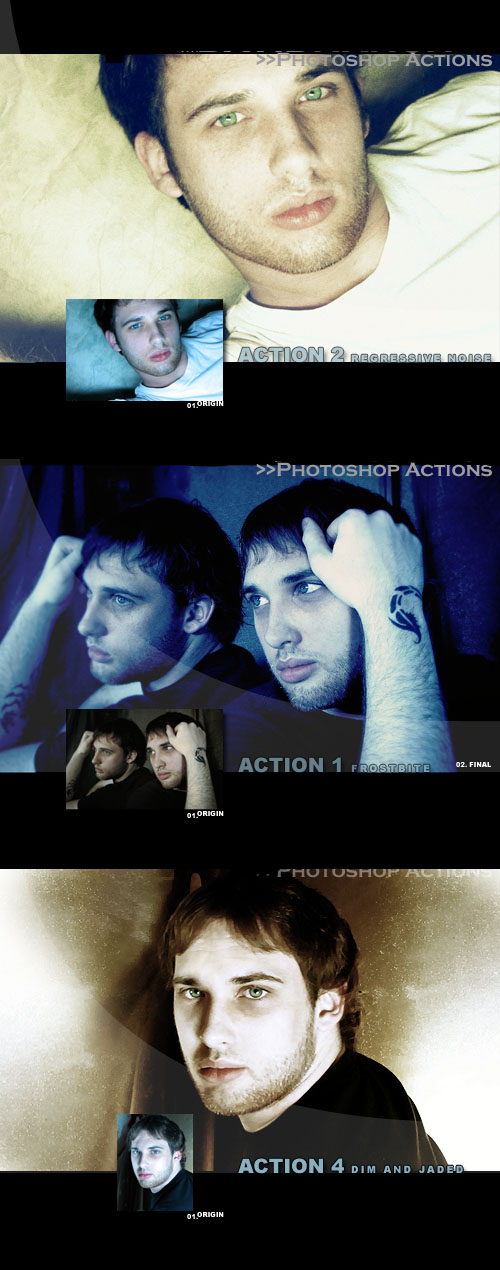 Photoshop Action pack 112