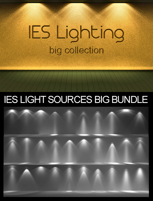 IES Light Source Complete Collection