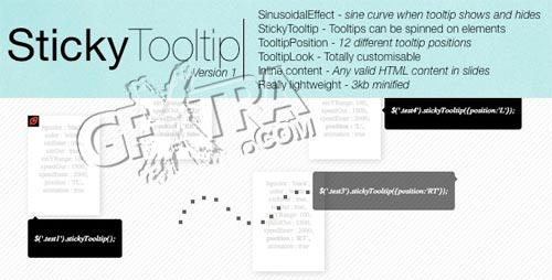 Sticky Tooltip v1.0 - CodeCanyon.net