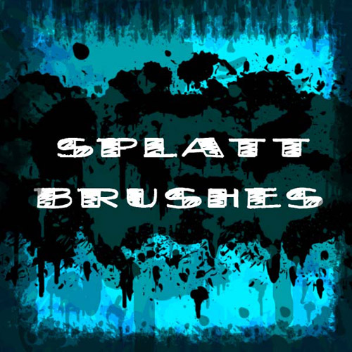 Splatt Brushes set