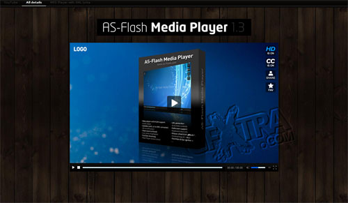 AS-Flash Media Player v1.3 Retail - ActiveDen