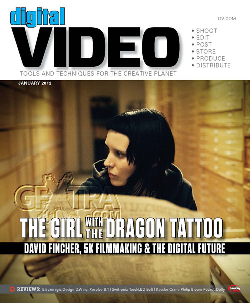 Digital Video - January 2012