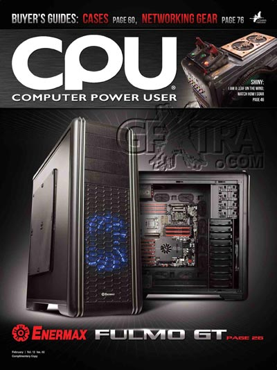 Computer Power User - February 2012