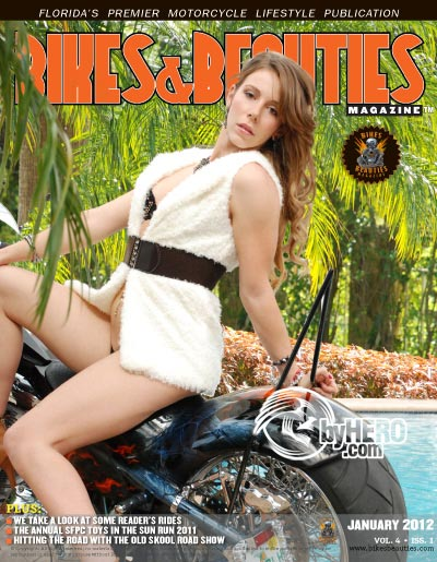 Bikes and Beauties - January 2012