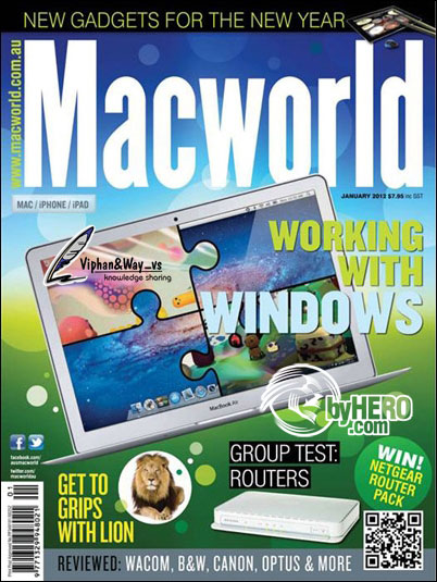 Macworld - January 2012 (Australia)