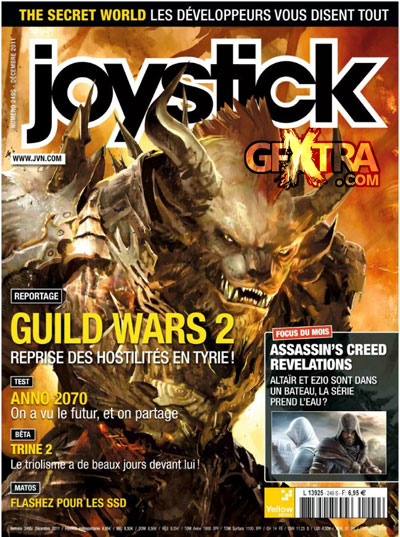 Joystick No.249 S Decembre 2011 French