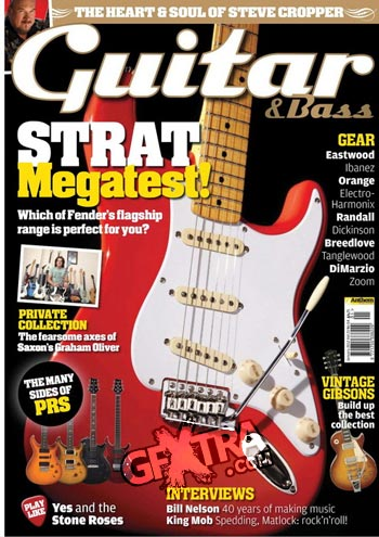 Guitar & Bass - January 2012
