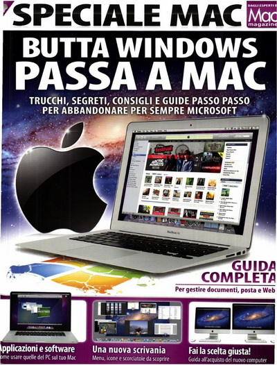 Speciale MAC - Butta WINDOWS Passa a MAC
