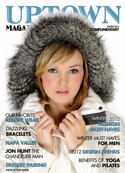 Uptown Magazine - Winter 2012