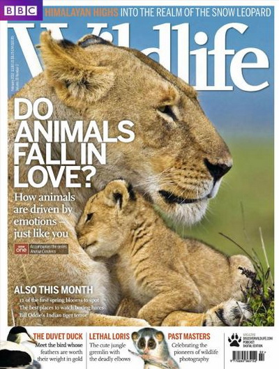 BBC Wildlife Magazine - February 2012
