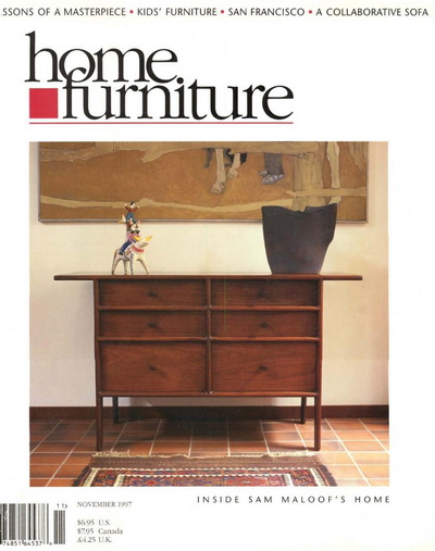 Fine Woodworking\'s Home Furniture #13