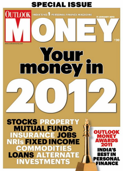 Outlook Money India - 11 January 2012