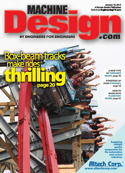 Machine Design - 19 January 2012