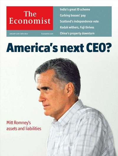 The Economist - 14th January-20th January 2012