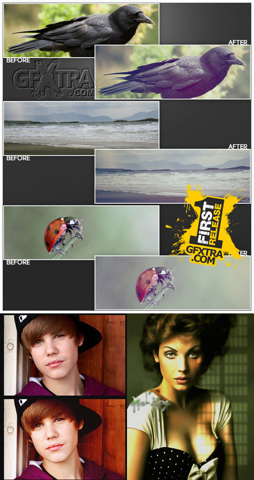 Photoshop Action pack 242