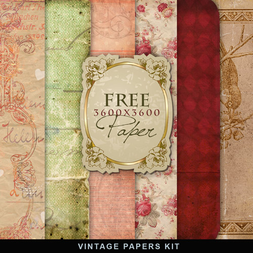 Textures - New 2012 Dirty Vintage Style Backgrounds Vol2