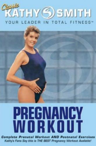 Kathy Smith - Pregnancy Workout