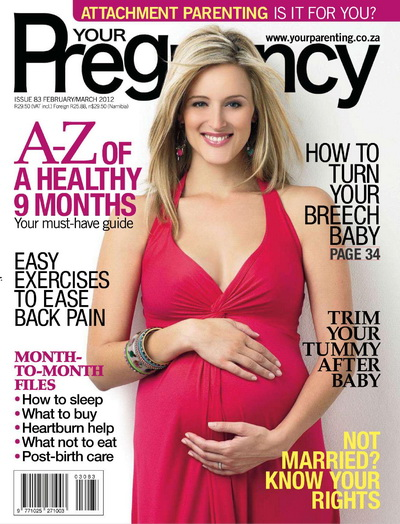 Your Pregnancy - February/March 2012