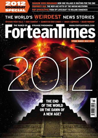 Fortean Times - March 2012