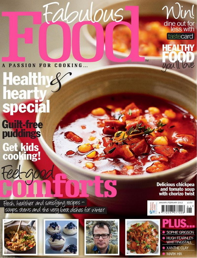 Fabulous Food UK - January/February 2012