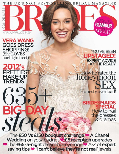Brides - March/April 2012