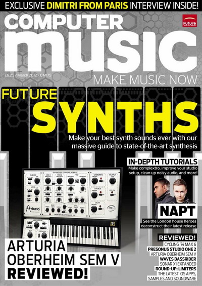 Computer Music – March 2012