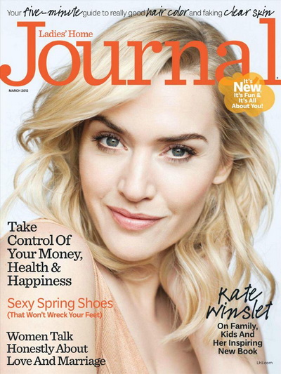 Ladies\' Home Journal - March 2012