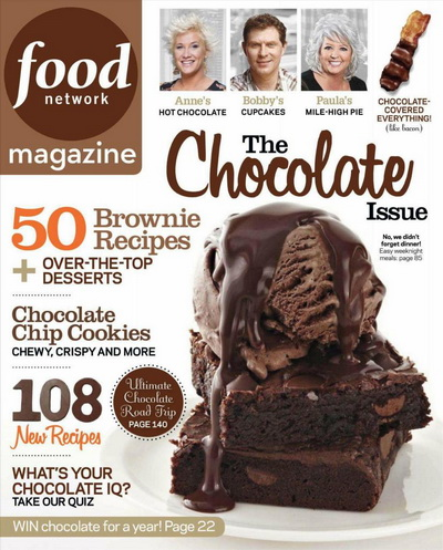 Food Network - March 2012