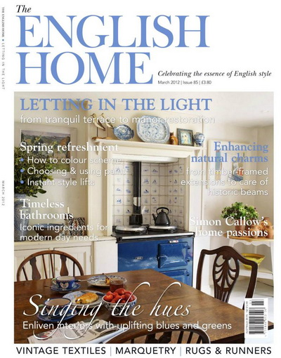 The English Home Magazine - March 2012