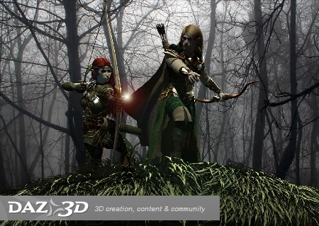 Daz 3D Hexagon 2.5.1.79 Portable