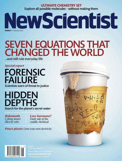 New Scientist 11 February 2012 UK