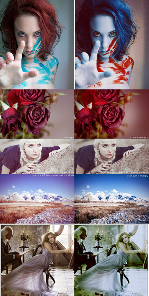 Photoshop Action 2012 pack 291