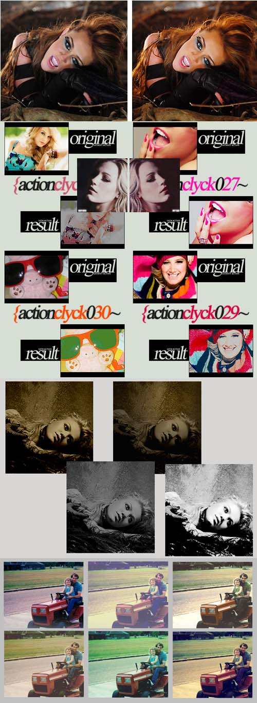 Photoshop Action 2012 pack 292