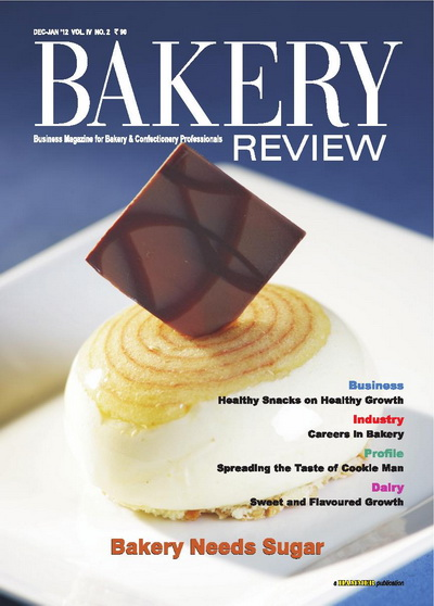 Bakery Review India - Dec/January 2012