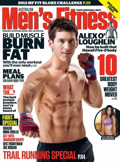 Men\'s Fitness Australian - March 2012