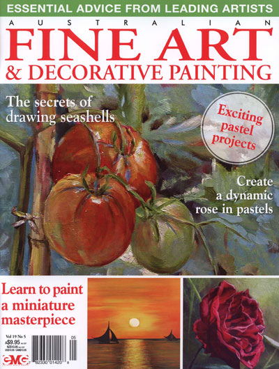 Decorative Painting & Fine Art Vol.19 No.5 2012